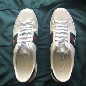 Gucci Bee Sneaker White